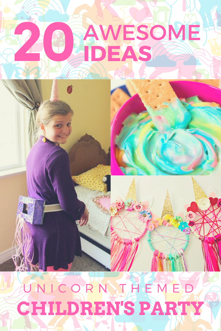 Unicorn Party from Wonder Kids