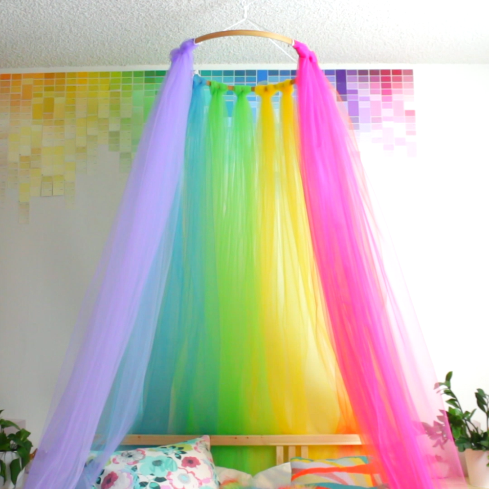 Rainbow Canopy from wonder Kids
