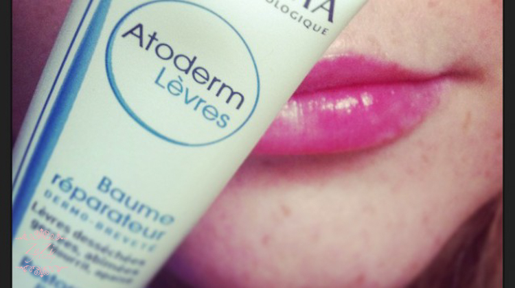 zyzi makeup zydre zilinskaite bioderma lip balm review logo (1 of 1)