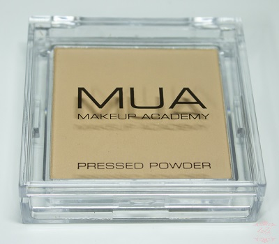 MUA 'Pressed Powder' #03 £1