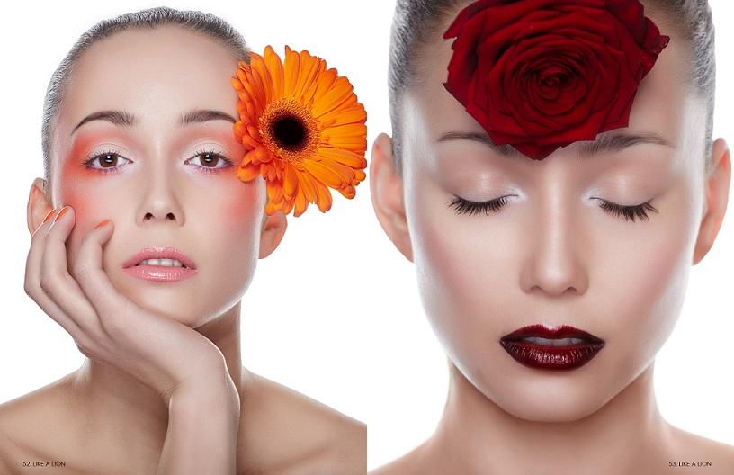 Kamal Mostofi zyzi makeup beauty like a lion publication.jpg