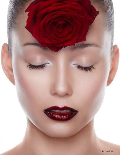 Kamal Mostofi zyzi makeup beauty like a lion publication francesca2.jpg