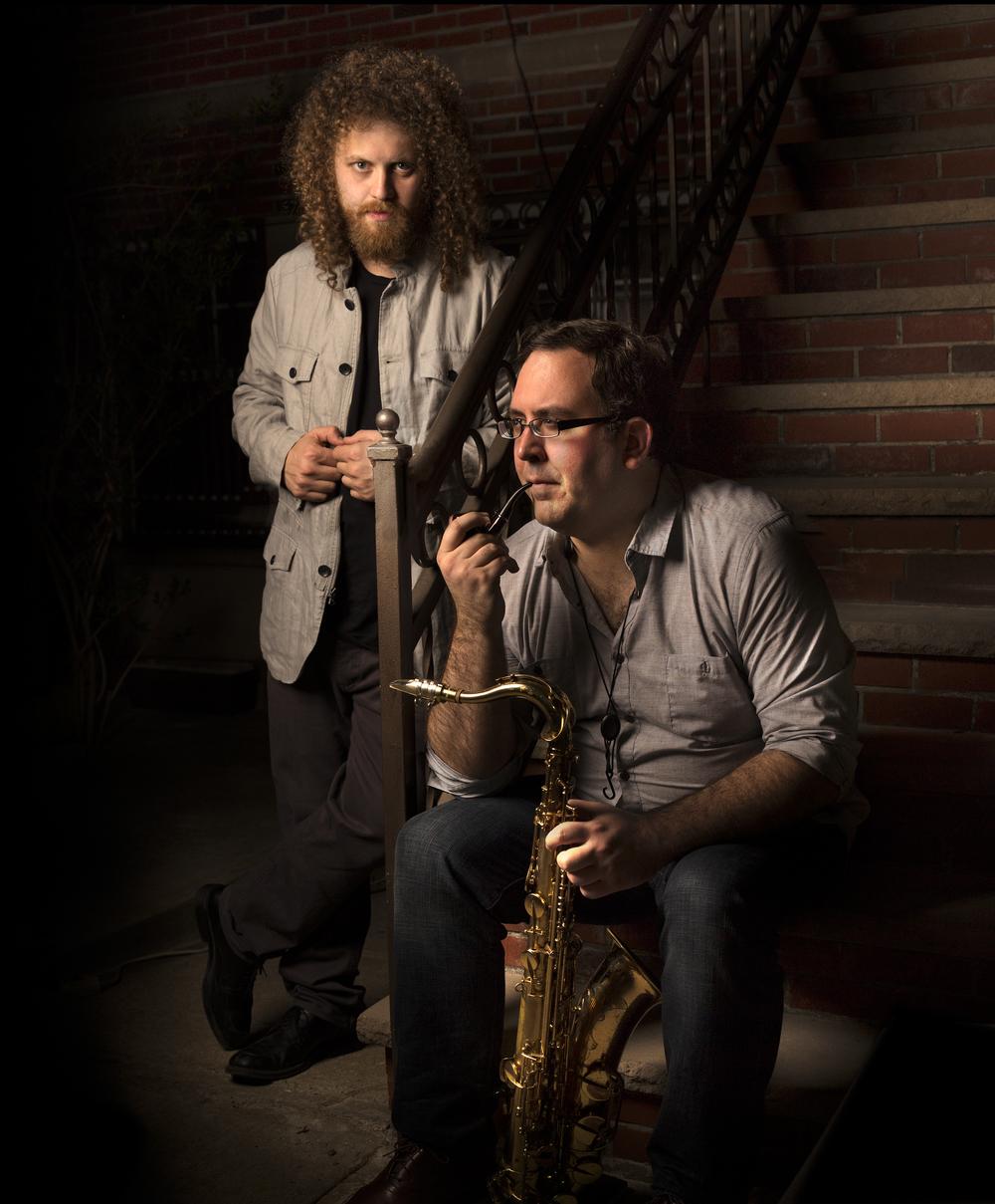 Adam Minkoff & Michael Eaton