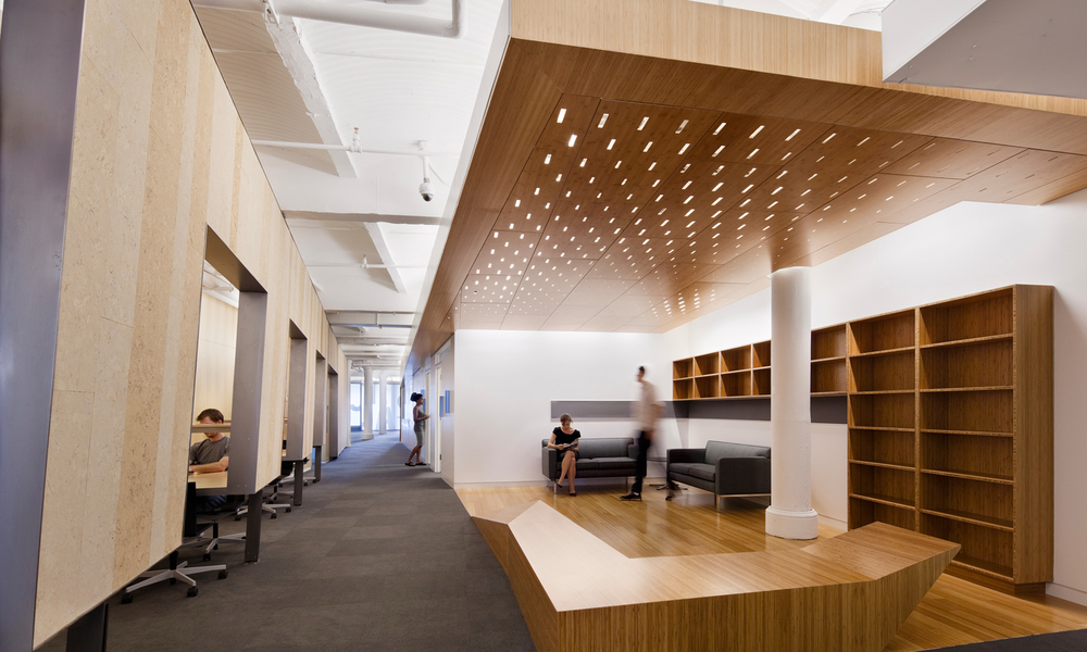 NYU Department of Social and Cultural Analysis LTL Architects