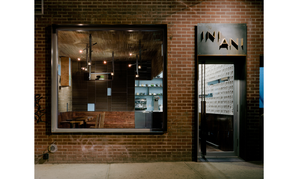 Ini Ani Coffee Shop LTL Architects