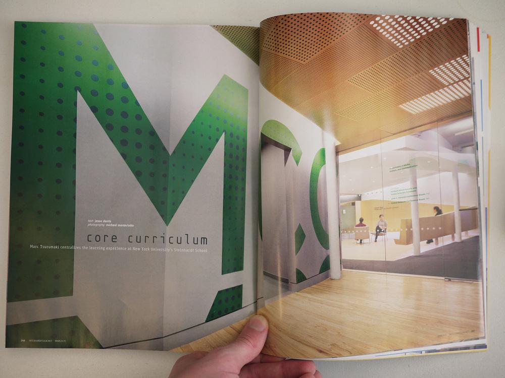 NYU Steinhardt School Featured In Interior Design LTL Architects