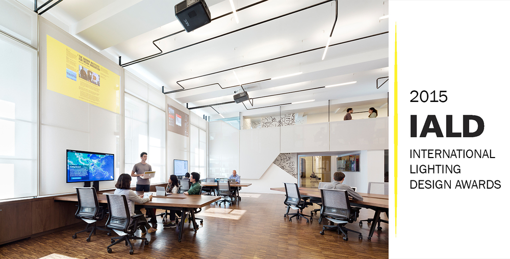 Brown institute wins iald international lighting design award u2014 ltl