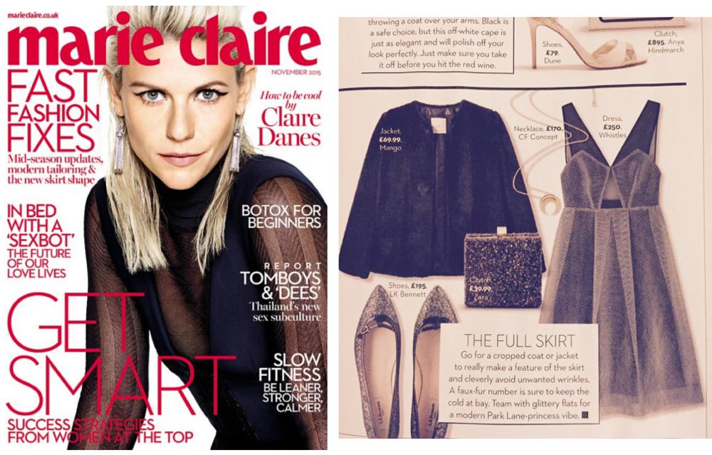 Marie Claire x CF Concept