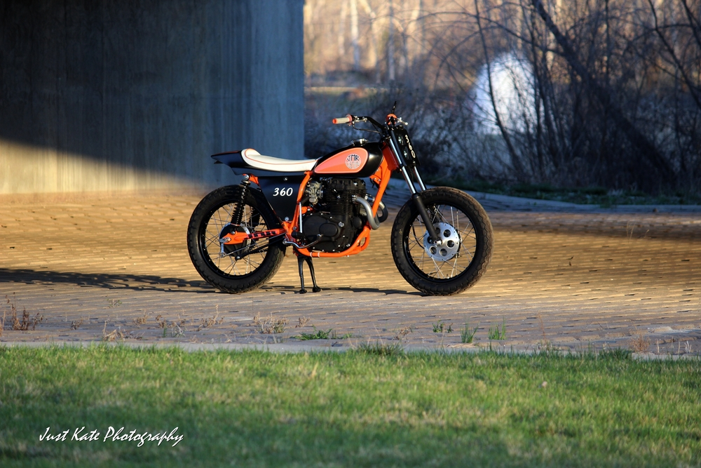 1974 JMR HONDA CL360