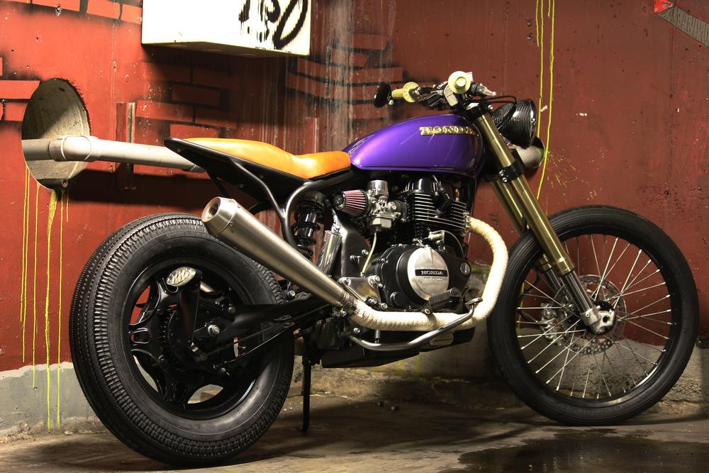 1982 JMR Honda CB450