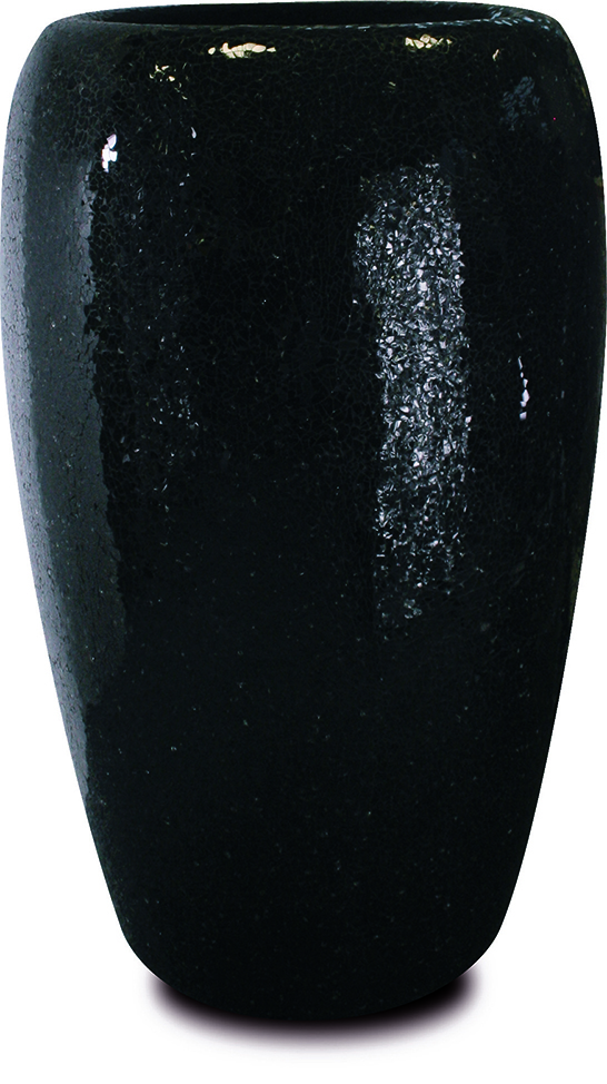 One Planter - Aqua, Black Or Mirror Finish