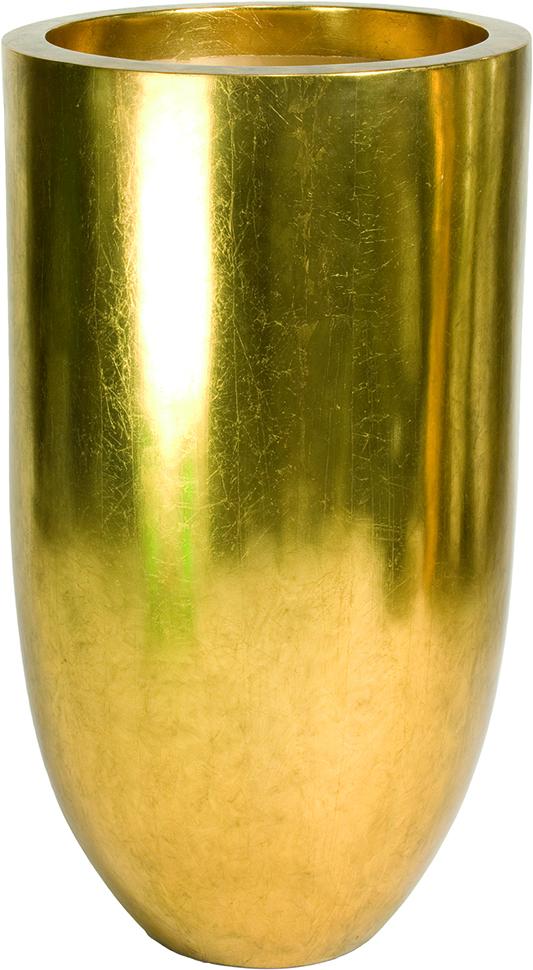 Pandora Planter - Gold Leaf