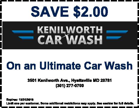 car wash coupon 2 off
