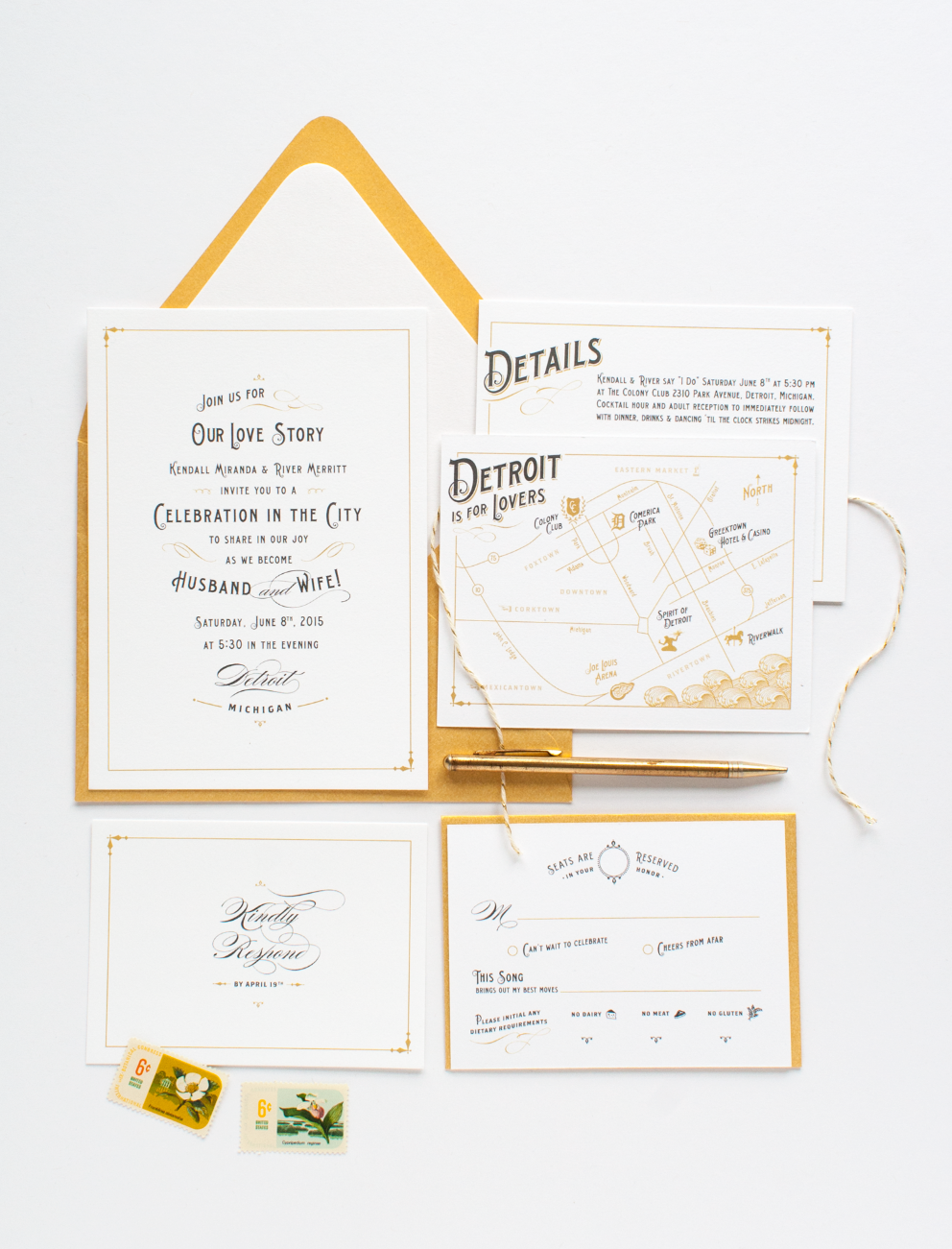 Vintage_Type_Gold_Glam_Wedding_Invitations
