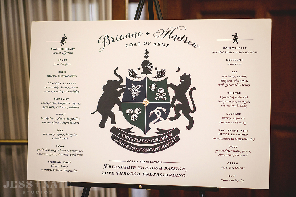 wedding_sign_family_crest