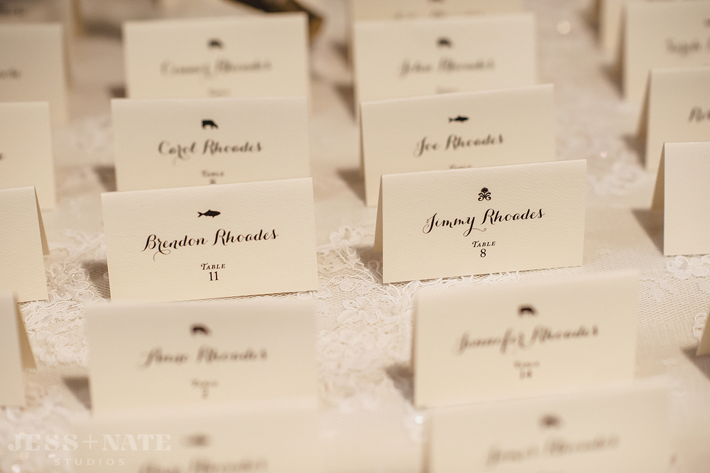 wedding_escort_place_cards_black_calligraphy_font
