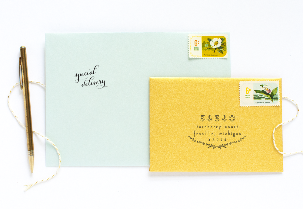 gold_wedding_metallic_envelope_aqua