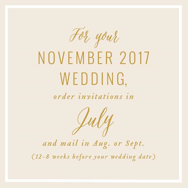Time to get invitation orders in for #winterweddings! Designs, samples and pricing online 👉🏽 alisabobzien.com