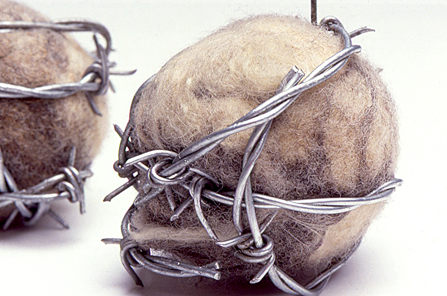 Felt balls with barbed wire_detail cc.jpg