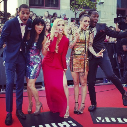 MMVA fashion | Hardly Magazine