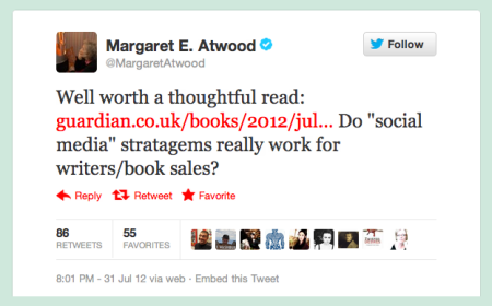 Margaret Atwood tweets Carve 1.png