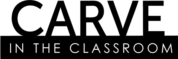 Carve in the Classroom began in 2013 with the help of Susanne Rubenstein and T.M. DeVos.