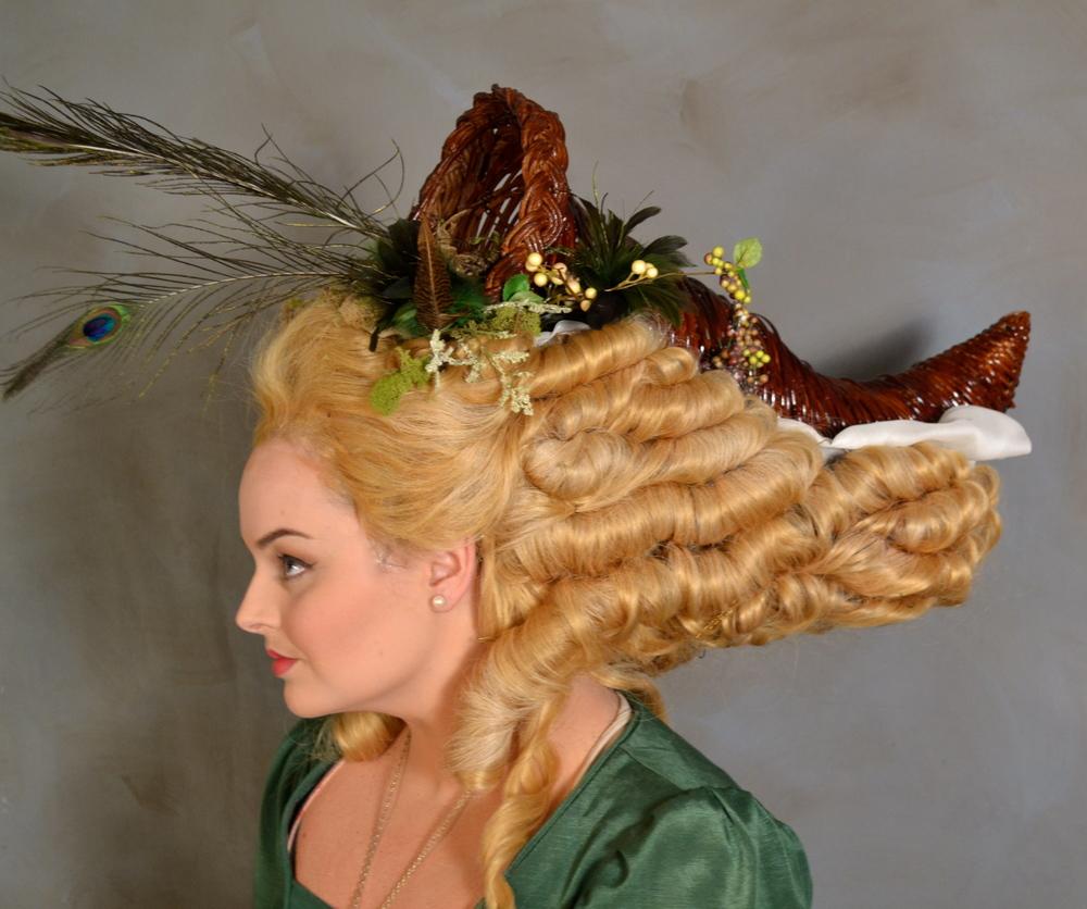 1780's Cage Wig