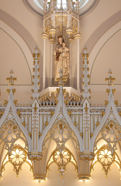 N otre Dame du Mont Carmel
