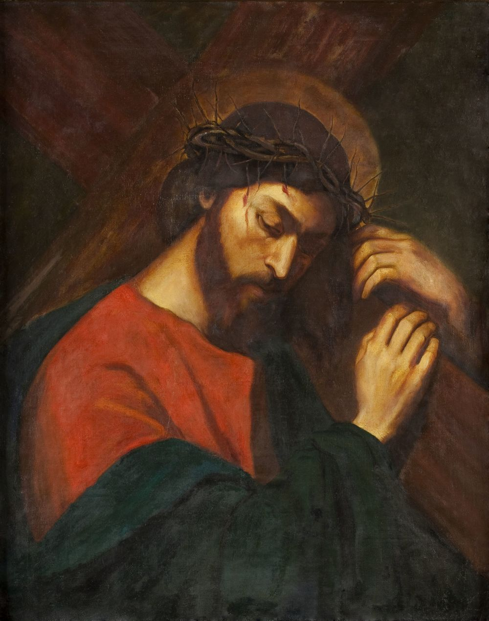 Christ du petit parloir