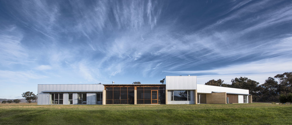 Lue Road Residence - Mudgee, NSW