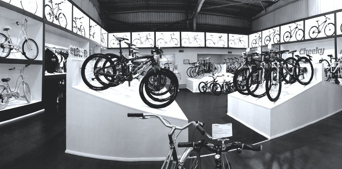 Cheeky Bike Store - Newcastle, NSW