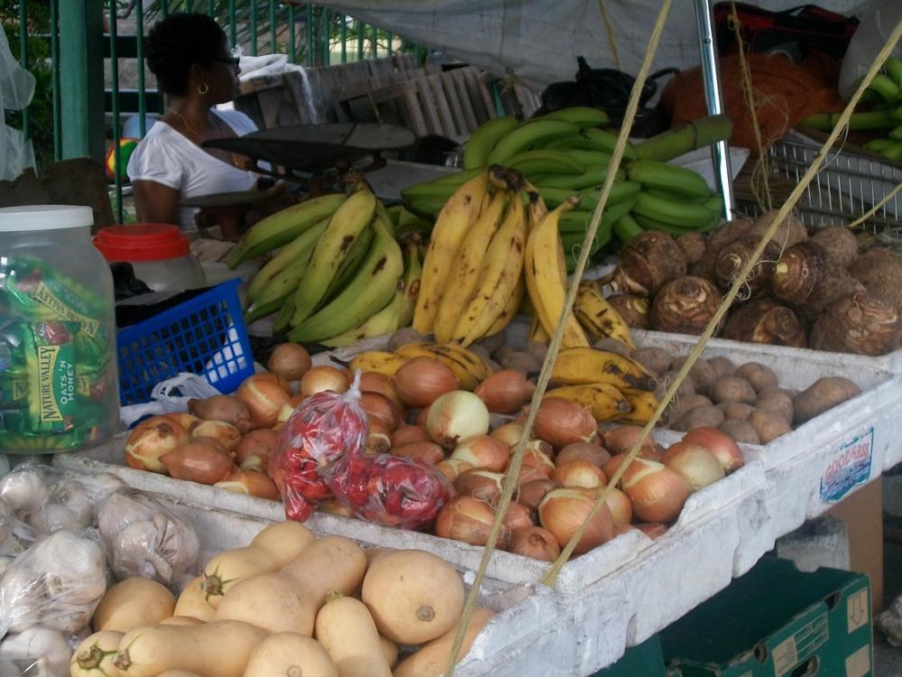 St Johns Market