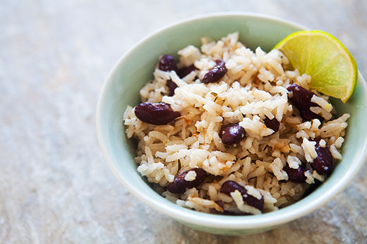 Coconut Rice n' Beans