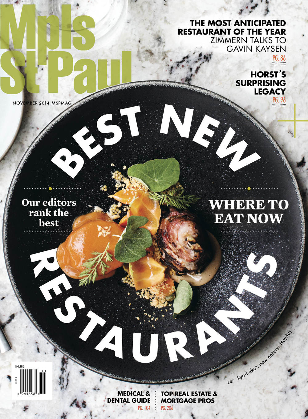 Creative Direction, Styling & Design: Liz Gardner for Mpls. St.Paul magazine Photo:  Eliesa Johnson