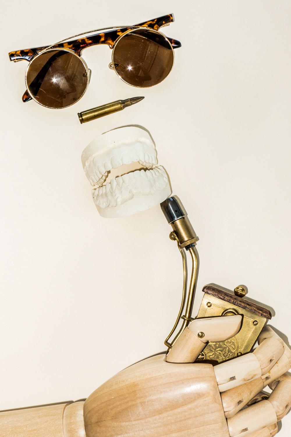 Creative Direction & Styling: Liz Gardner for Bodega Ltd. Photo: Colin Michael Simons