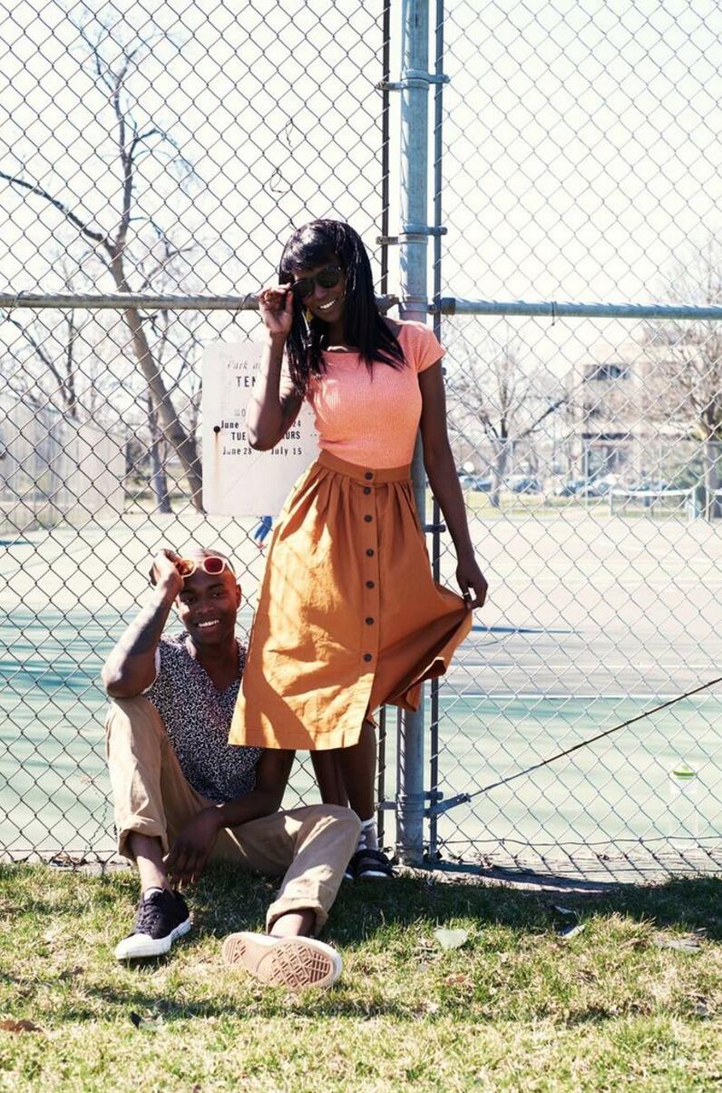 Styling: Liz Gardner for Sunskis Photo:Ashley Camper