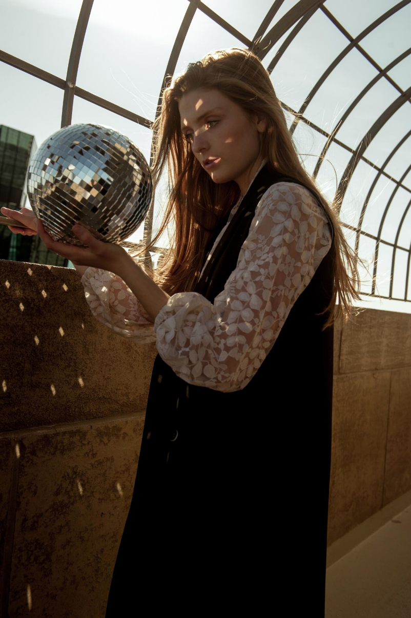 Styling: Liz Gardner for Sugar High Love Stoned Photography: Ashley Camper Talent: Margeuritte from Arquette