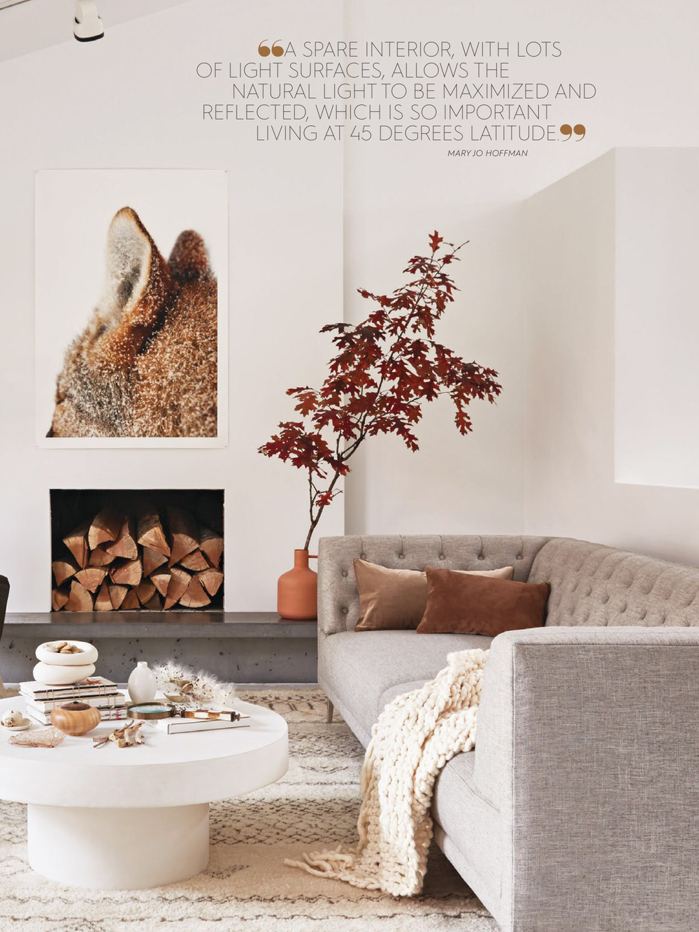 Better Homes & Gardens November 2018 Photography: Victoria Pearson Styling: Liz Gardner Assistant: Laney Sheehan
