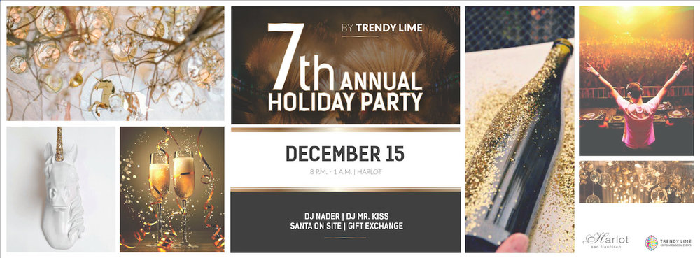 7th Annual Holiday Party