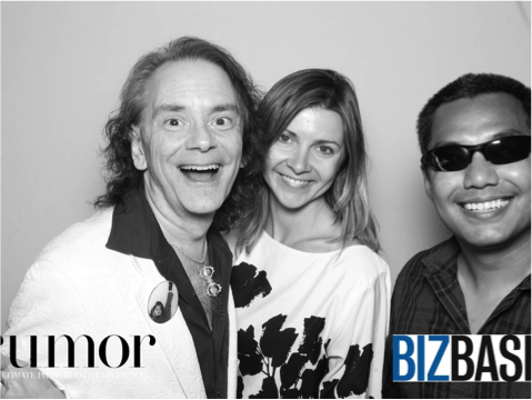 Fun photos by Rumour Photo Booth