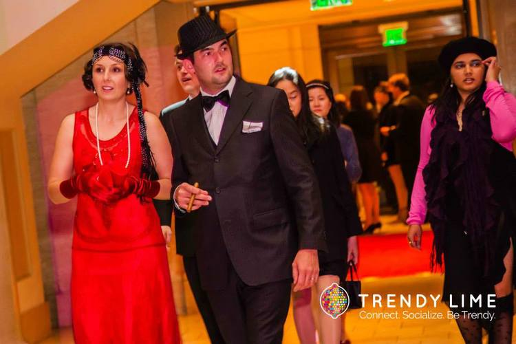 1920 Soiree For InSEAD Business School Create a trendy, elegant 1920s themed event for the premiere global business school INSEAD with all event proceeds going to charity.