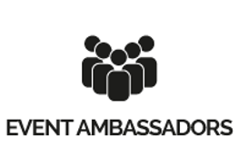 Magnify the news about the event through a network of high-influence event ambassadors.
