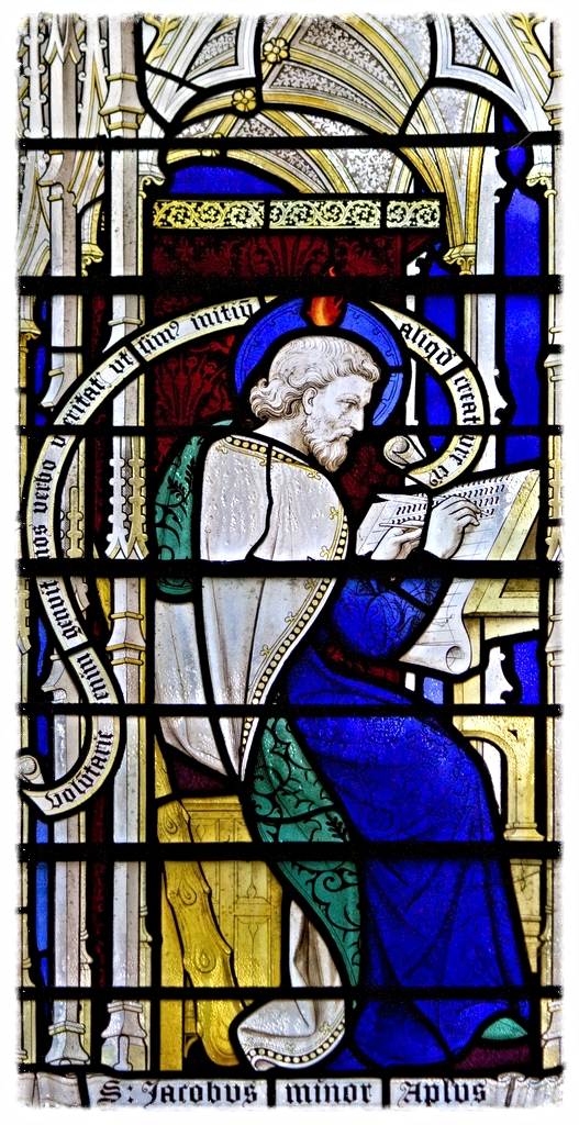 James the Son of Alpheus, Stained Glass Window.jpg