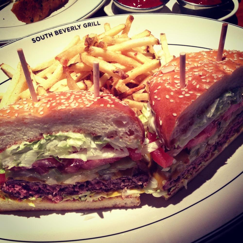 Houston's Burger