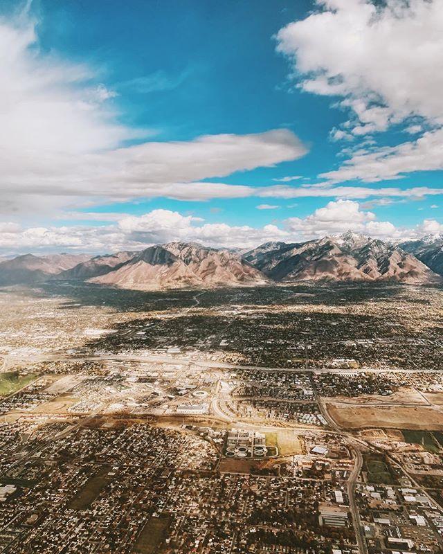 Well hello Salt Lake City! #weareanyone.
