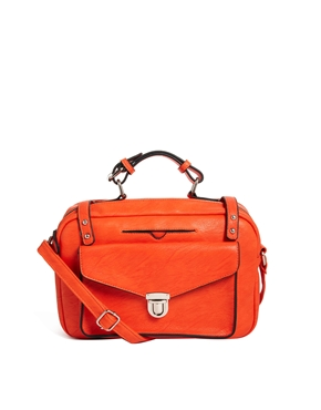 ASOS Organiser Satchel Bag