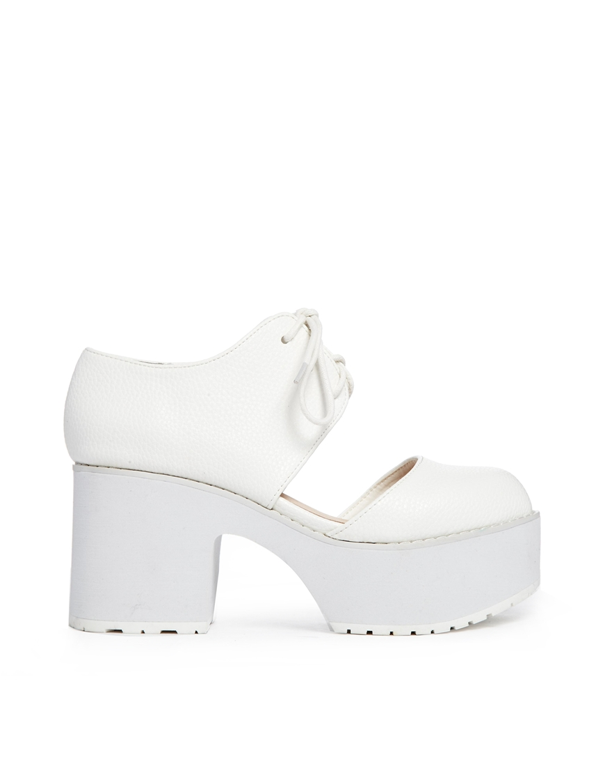 ASOS PICK ME UP High Heels
