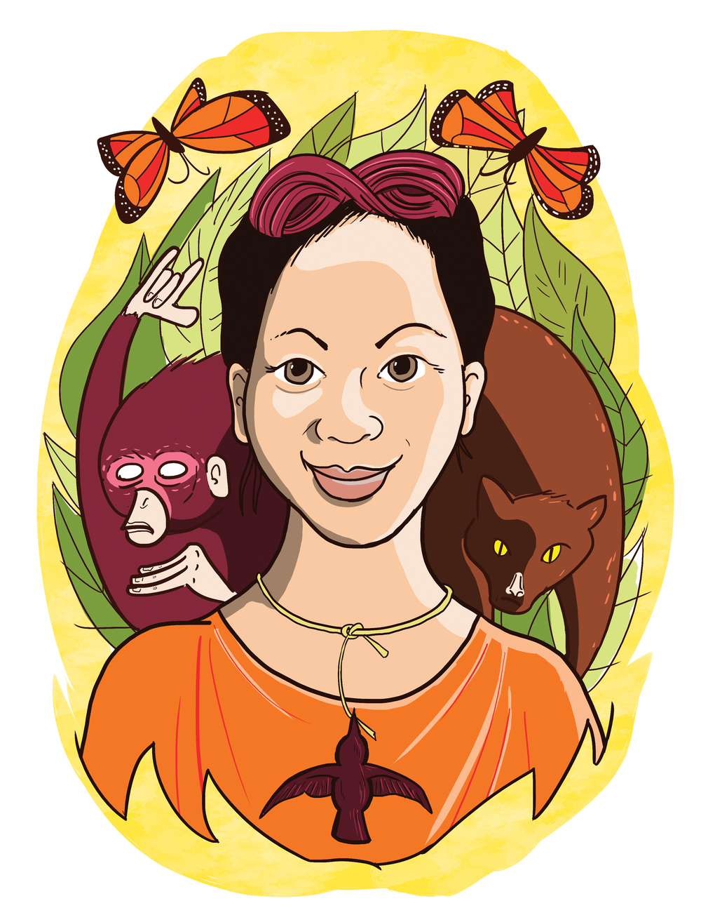 –illustration by JAVIER SUÁREZ