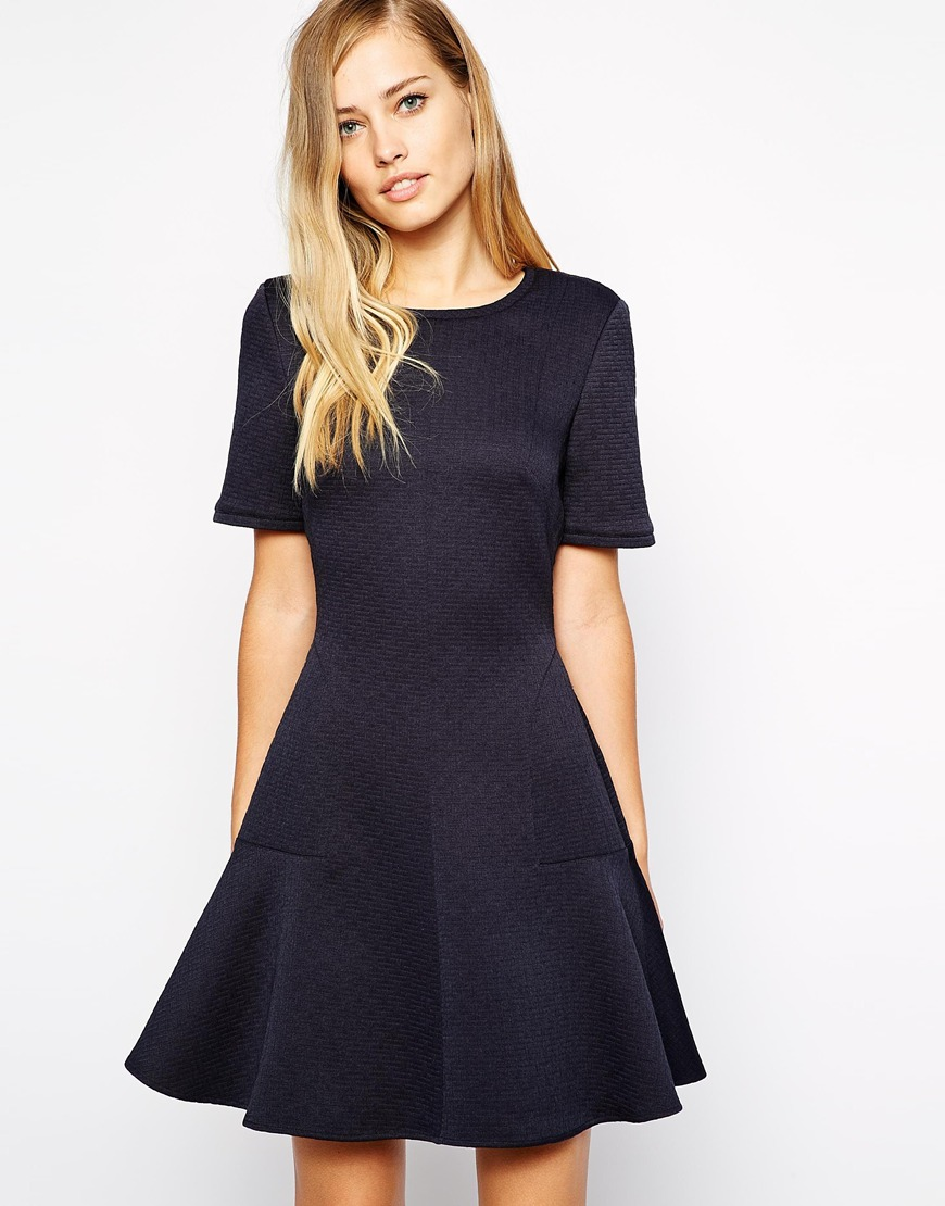 Whistles Aneka Fit and Flare Dress  $255.83