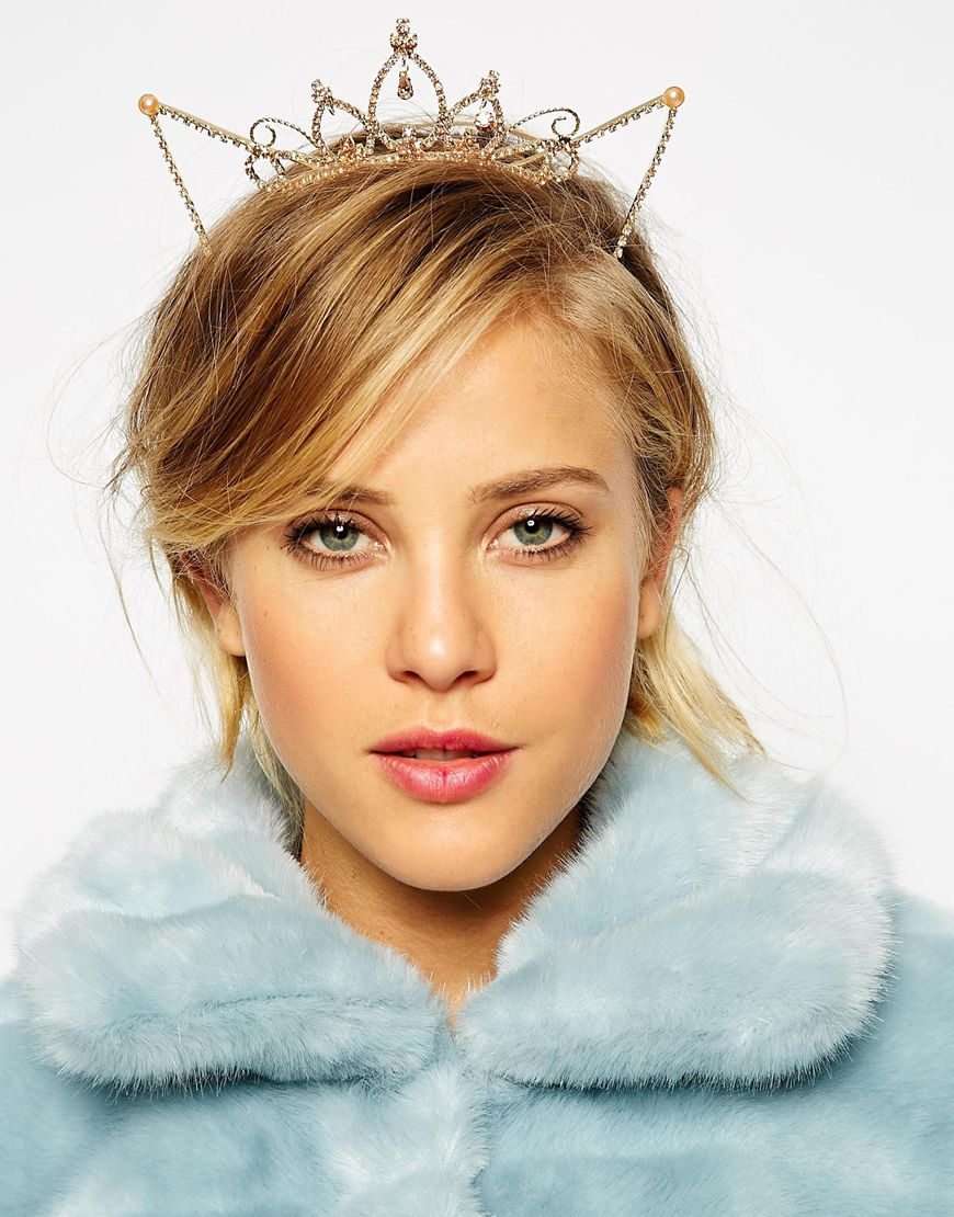 ASOS CAT EARS TIARA HEADBAND   $19.90